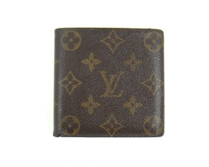 Louis Vuitton Marco Monogram Canvas Leather Bifold Wallet