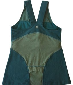 Lululemon Top Dark Green