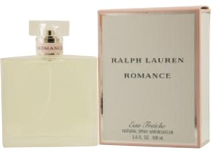 Ralph Lauren ROMANCE by RALPH LAUREN EAU FRAICHE 3.4 oz / 100 ml Spray WOMAN ,NEW.