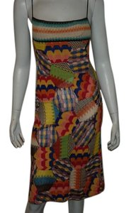 Missoni short dress Multicolor Strappy Sexy on Tradesy