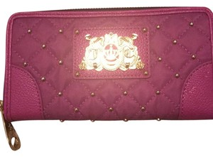 Juicy Couture Wristlet in Purple