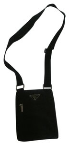 Prada PRICE DROP! Trendy Nylon Cross Body Bag
