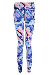 Sweaty Betty Lava Print Power 7/8 Leggings