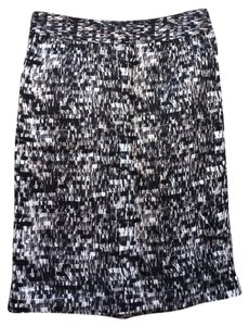 Banana Republic Skirt Black & tan