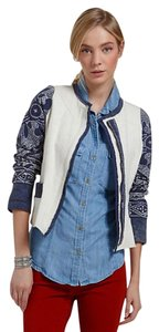 Anthropologie One-of-a-kind Motorcycle Jacket