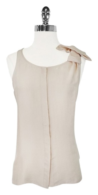 Preload https://item1.tradesy.com/images/giorgio-armani-blush-raw-silk-sleeveless-blouse-size-8-m-2008210-0-0.jpg?width=400&height=650