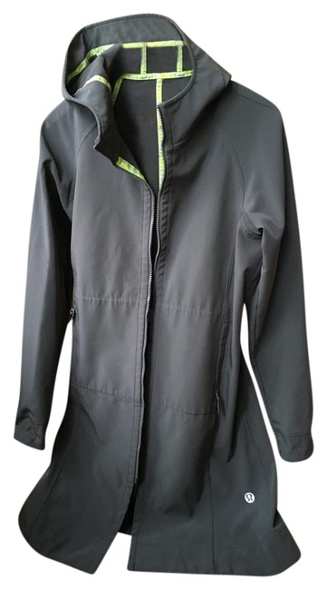 Item - Gray Pre-owned Apres Jacket Size 6 (S)