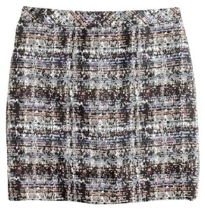 J.Crew Mini Skirt Black, Blue, White, Red, Yellow, Gold