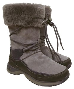 UGG Australia Gray, Blue, Black Boots