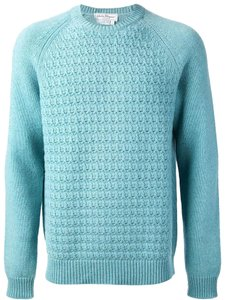 Salvatore Ferragamo Men's Cashmere Ferragamo Sweater