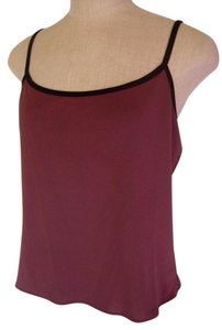 BCBGMAXAZRIA New Top Burgundy