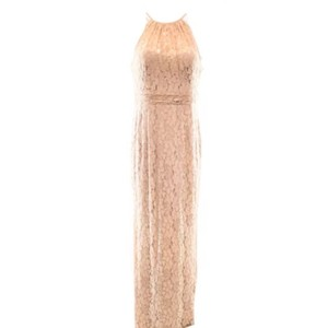 Adrianna Papell Beige Dress