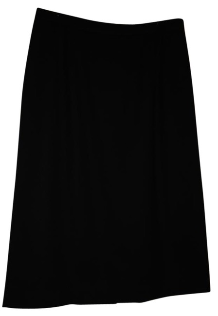 Briggs Wool Made In Usa Skirt Black Image 0