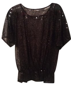 Other & Faded Glory Top Black