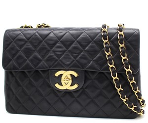 Chanel Jumbo Maxi Shoulder Bag