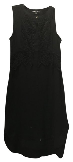 Preload https://img-static.tradesy.com/item/20083601/global-village-black-lace-cotton-knee-length-short-casual-dress-size-8-m-0-1-650-650.jpg
