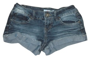 Bongo Mini/Short Shorts Blue