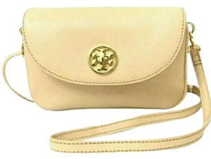 Tory Burch New Leather Cross Body Bag