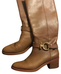 Coach Saddle Boots