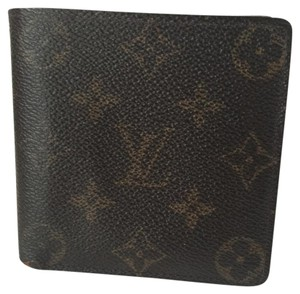 Louis Vuitton K198 PORTEFEUILLE MARCO MONOGRAM VINTAGE WALLETS