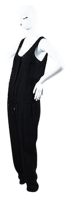 aee946aa9ab 30%OFF Joie Black Crepe Scoop Neck Sleeveless Cargo Jumpsuit - kdb.co.ke