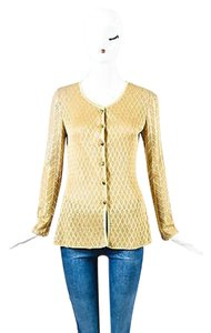 St. John Evening Beige Sweater