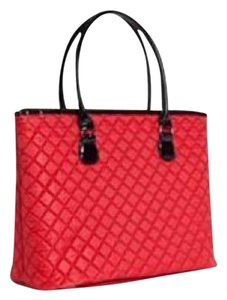Crabtree & Evelyn Tote in Red