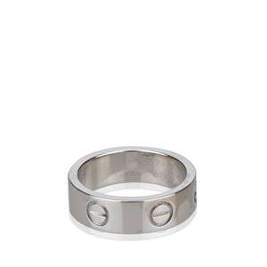 Cartier Jewelry,metal,ring,silver,6fcarg014