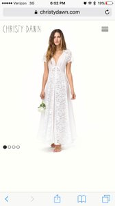 Fitzgerald Dress Wedding Dress