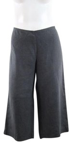 Eileen Fisher Petite Linen Trouser Pants Shorts