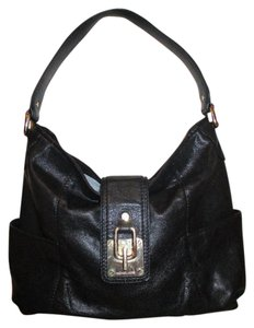 Michael Kors Leather Hobo Shoulder Bag