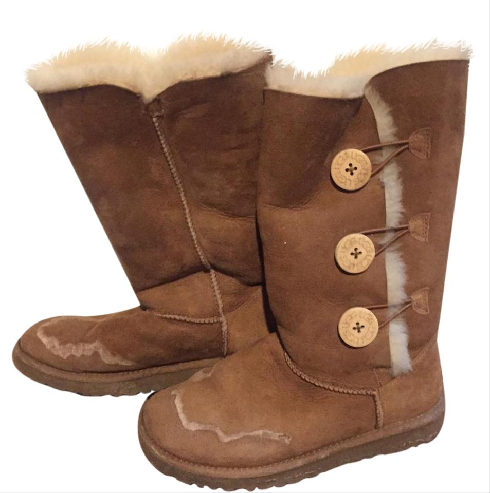 ugg australia uggs tan camel boots on sale 74 off boots booties on sale. Black Bedroom Furniture Sets. Home Design Ideas