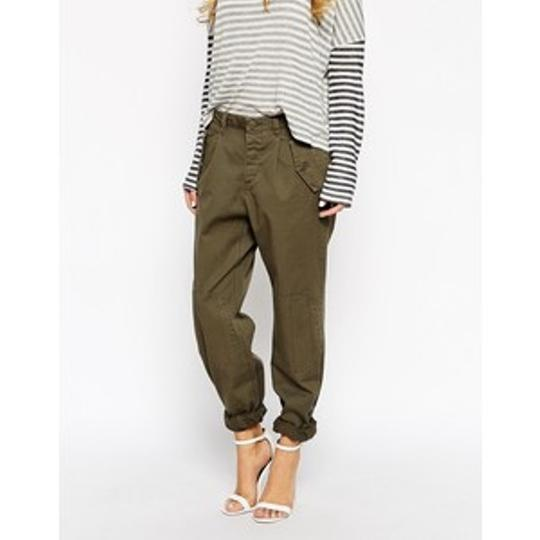 d58c4a0db26a7 30%OFF ASOS Noisy May Oversized Military Combat Trousers From Cargo Pants