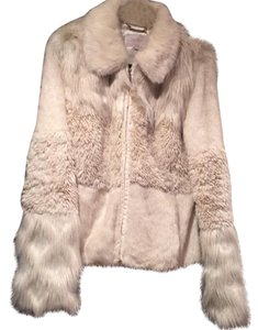 Laundry by Shelli Segal Fur Coat