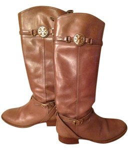Tory Burch Riding camel Boots