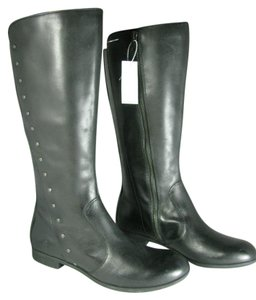 Børn Born Knee-high Flat black Boots