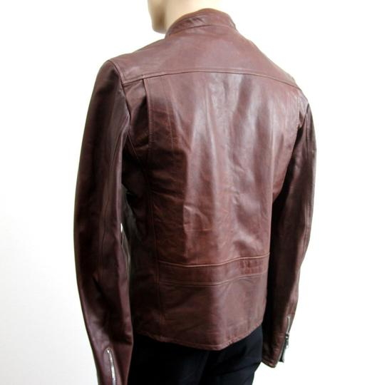 Gucci Brown W New Men's W/Removable Shearling Inner Eu 48/ Us 38 295692 Groomsman Gift Image 4