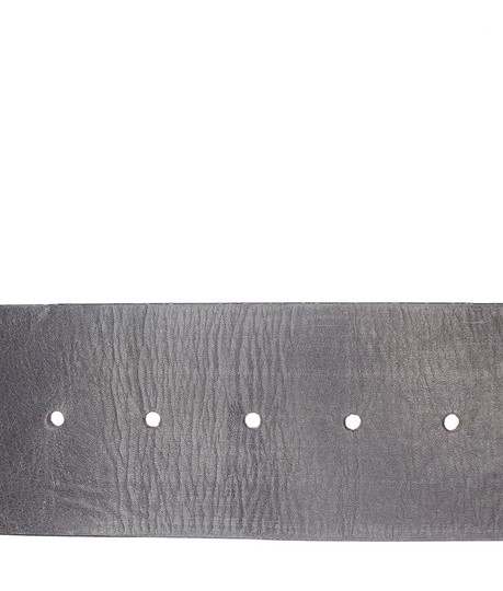 Streets Ahead Leather Belt, Size S (3664) Image 2