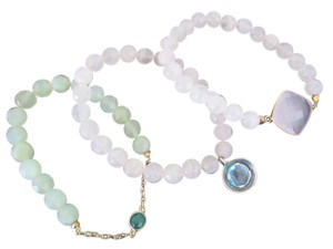 Satya set of 3 stretch bracelets