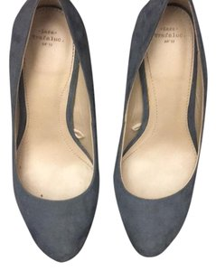 Zara Gray Pumps