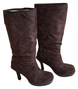 Candie's Brown Boots