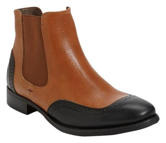 Preload https://img-static.tradesy.com/item/20085788/brown-brogue-leather-ankle-bootsbooties-size-us-7-regular-m-b-0-1-540-540.jpg