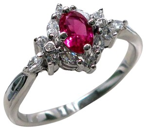 9.2.5 Antique style ruby ring size 7