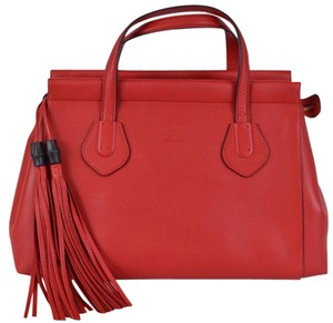Gucci Purse Satchel in Red