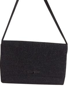 Kate Spade Charcoal Grey Clutch