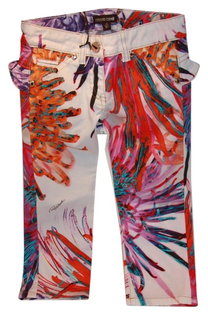 Item - Multicolor Kids Floral 4 Years Pants Size OS (one size)