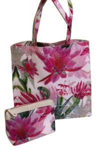 Ted Baker Tote in Hot & Pale Pink