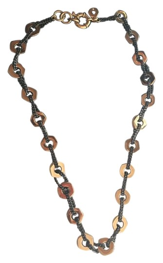 Marc by Marc Jacobs Marc by Marc Jacobs bolt/chain necklace Image 1