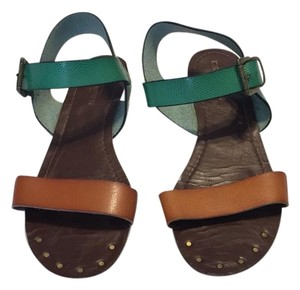 Mossimo Supply Co. Multi-colored Sandals