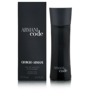 Giorgio Armani ARMANI CODE by GIORGIO ARMANI EDT Spray for Men ~ 2.5 oz / 75 ml